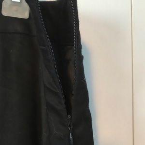 Covington Skirts - Covington by JC Penney black a-line skirt